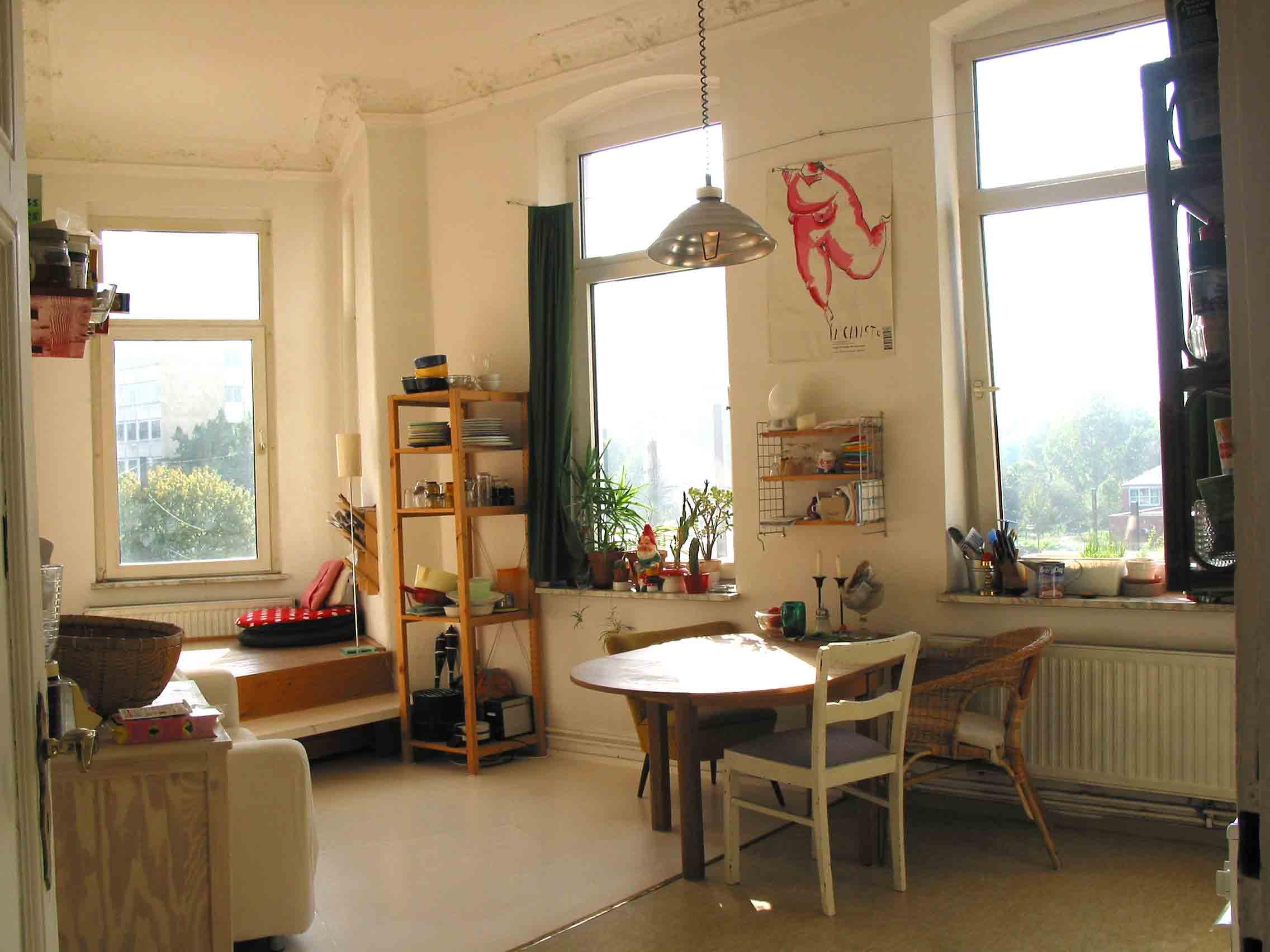 Wohnung Hannover Calenberger Neustadt KönigswortherStr. 32