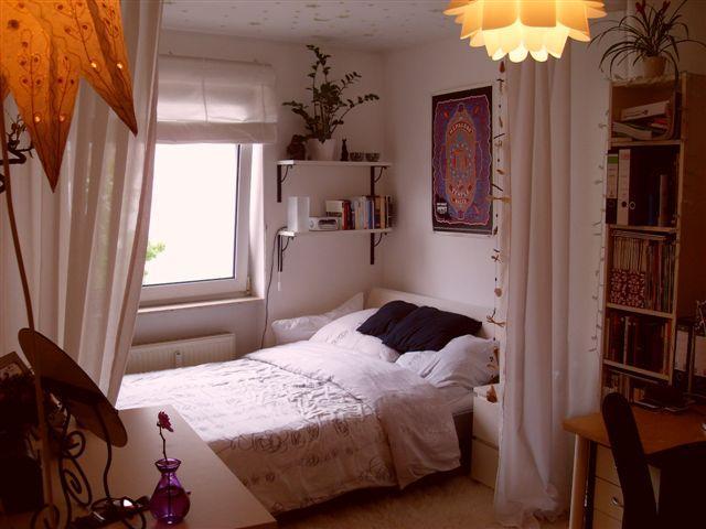 Superb Schlafzimmer Und Arbeitszimmer #14: Schlafzimmer Und Arbeitszimmer In Einem Raum ~ Interieurs Inspiration,  Schlafzimmer Entwurf