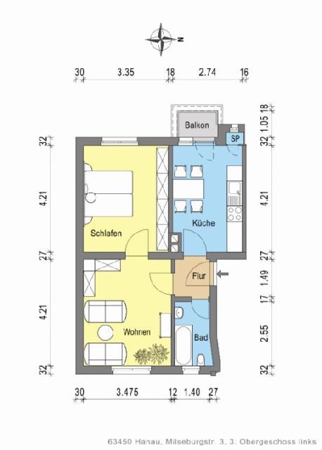 Wohnung Mieten Hanau : wohnung hanau hanau freigerichtstra e 57 studenten ~ Watch28wear.com Haus und Dekorationen
